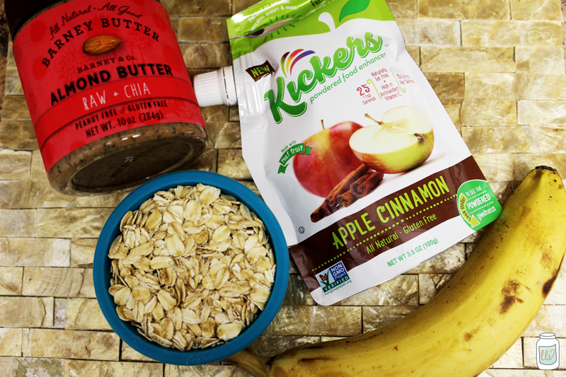 Banana Apple Oatmeal Recipe