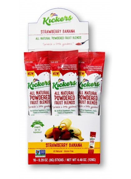 Strawberry Banana - 16ct Stick Pack Box